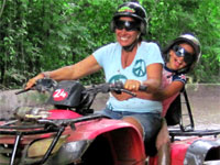 Cozumel ATV Jungle Tour