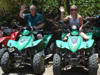 St Martin ATV Jungle Tour