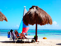 Costa Maya Beach break Nohoch Kay
