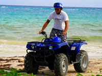 Costa Maya ATV Mahahual Tour