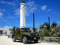 Cozumel Jeep Excursions