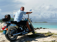 St Maarten Motorcycle tours