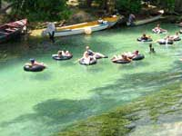 River Tubing and Dunns River falls