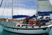 St Maarten Sailing excursions