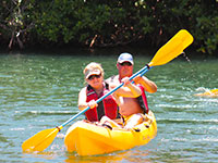 St Thomas Kayak and Snorkeling Eco Tour